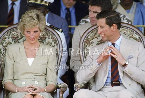Diana Visit Cameroon