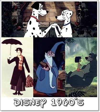 Disney Decades (1960´s)