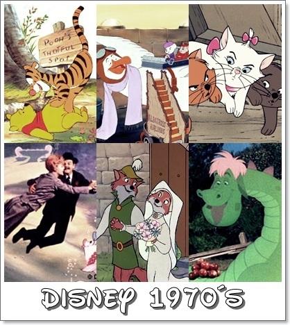 Disney Decades (1970´s)