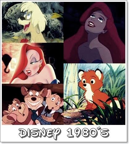 ディズニー Decades (1980´s)