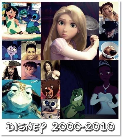 ডিজনি Decades (2000-2010)