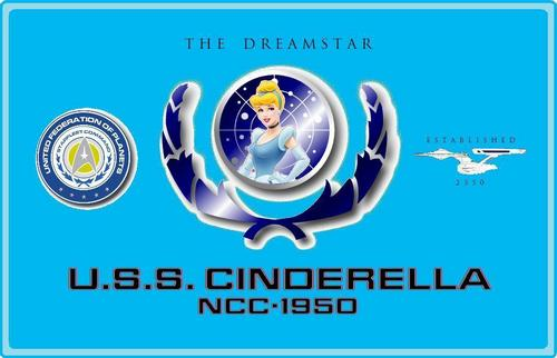 Disney Princess - Star Trek <3