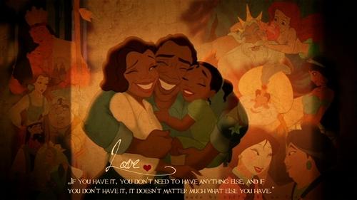Disney Princess parents