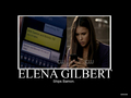 Elena Gilbert Motivational Pic