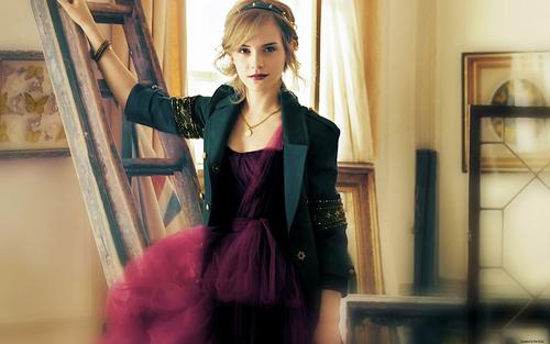 Emma Watson پیپر وال