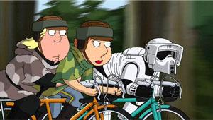 Family Guy - It's A Trap!!