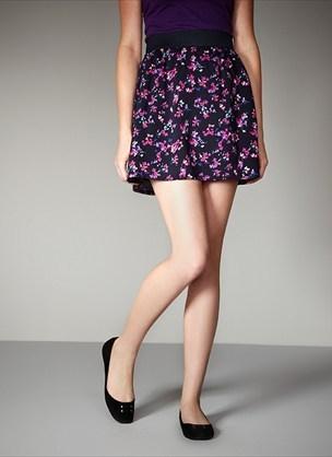Floral Flouncy スカート