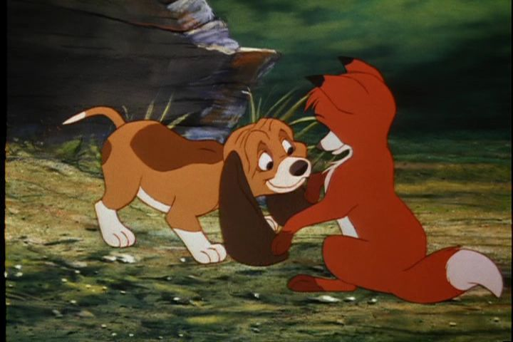 Fox and the Hound - Teddybear64 Image (18775228) - Fanpop