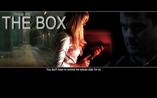 Fringe Season 3 The Box
