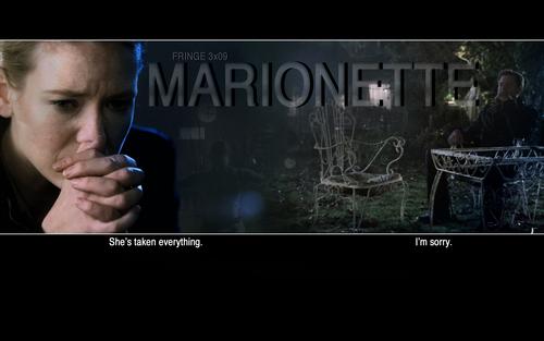 Fringe Season 3 Marionette