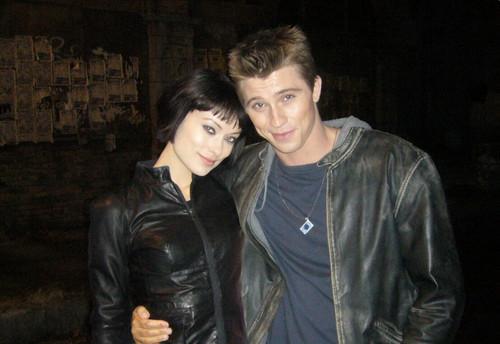 Garrett & Olivia <3