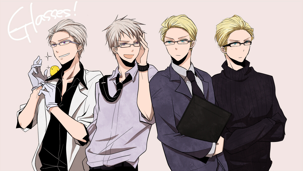 Germany - Prussia in glasses 8D