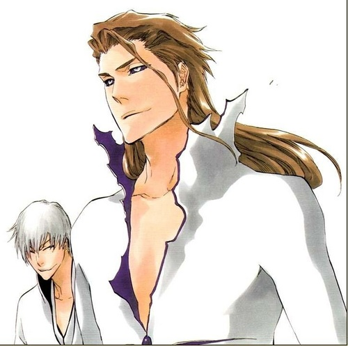 杜松子酒 and Aizen