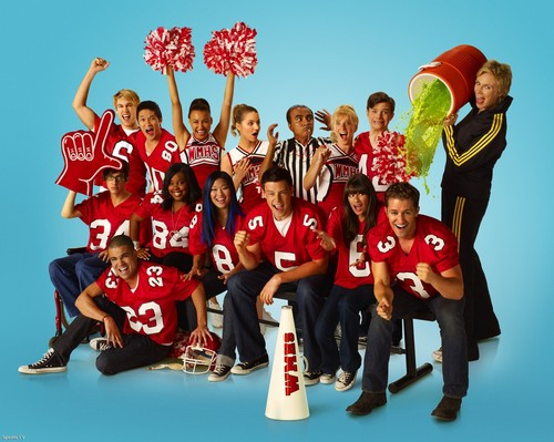 Glee - Superbowl Episode