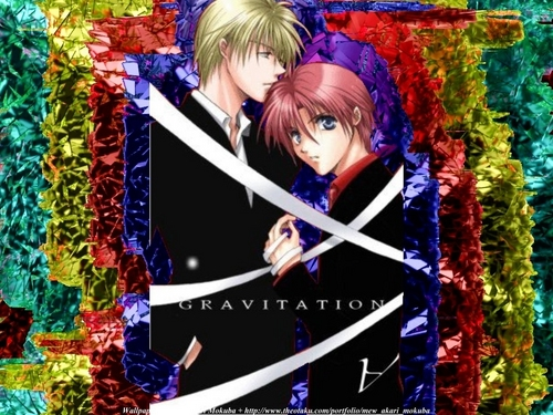 Gravitation wallpaper entitled Gravitation<3