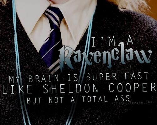 Ravenclaw :))