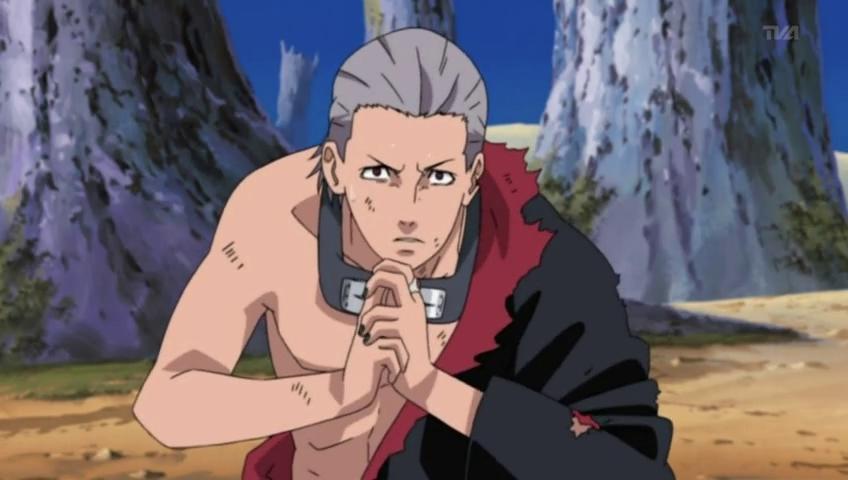 Naruto: Hidan - Wallpaper Actress