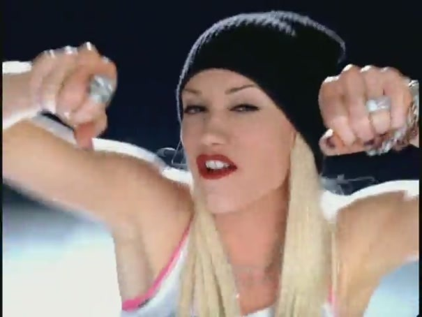 gwen stefani hollaback girl lyric: