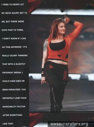 "Amy ""Lita"" Dumas fond d'écran entitled Hot Lita"