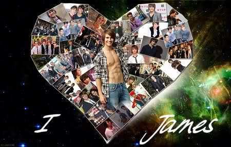 I <3 James
