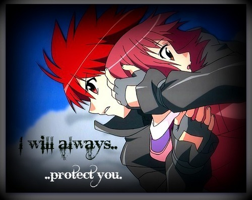 I will always protect 당신