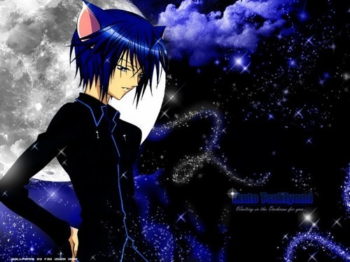 Ikuto Tsukiyomi wallpaper called Ikuto<3