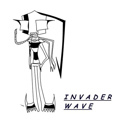 Invader Wave