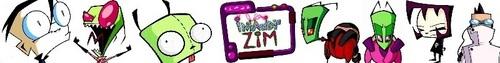 Invader Zim Banner