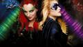 Ivy & Batgirl