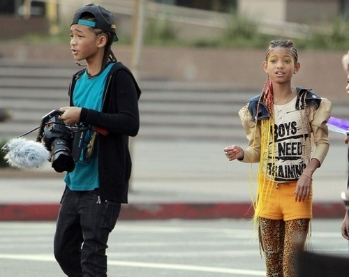 Jaden @ Willow's Videoshoot