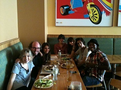 Jennette McCurdy + victorious Cast