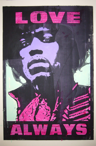 Jimi Hendrix Love Always