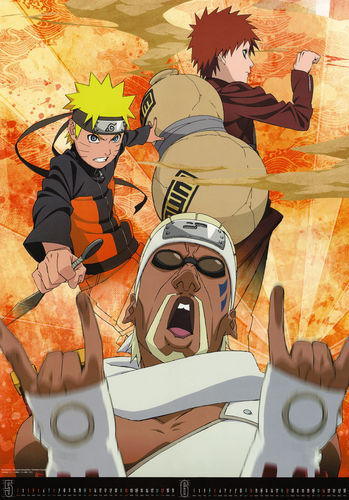 naruto shippuden wallpaper entitled Jinchuurikis