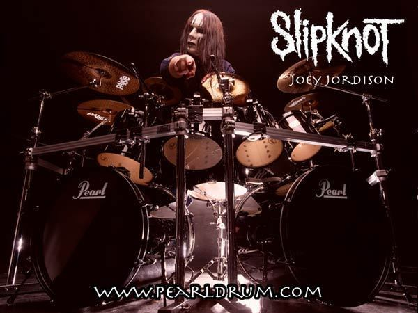 Joey Jordison  Joey Jordison Drums Wallpaper