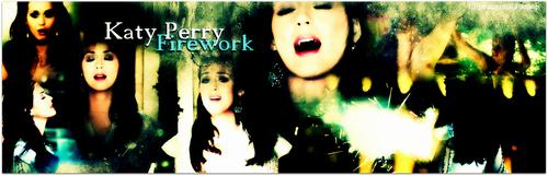 Katy Perry I Firework