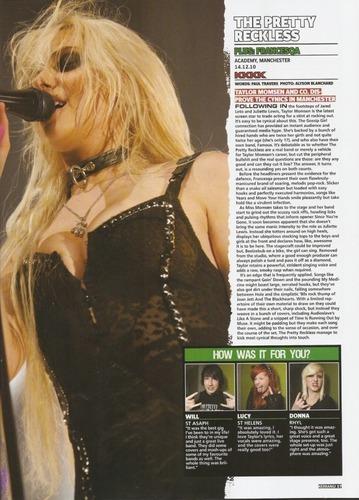Kerrang (UK) January 2011