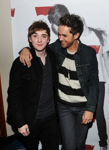 Kyle & Thomas Dekker (at Sundance)
