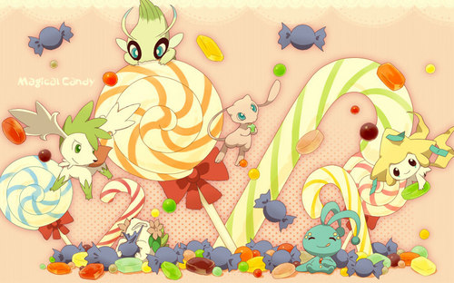 Legendaries and Sweets