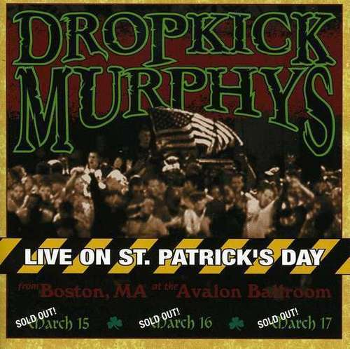 Free Comic Book Day Boston: Dropkick Murphys Images Live On St. Patrick's Day From