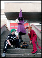 Lock, Shock, and Barrel - disney-villains photo