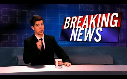 Logan - The Newsman
