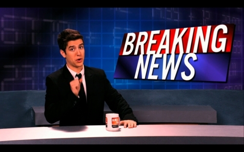 Logan - The Newsman