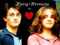Love - harry-and-hermione wallpaper