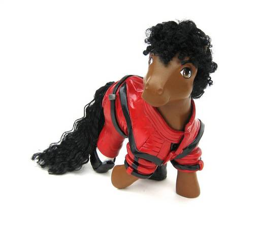 MJ My Little Pony