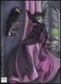 Maleficent - disney-villains fan art