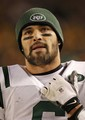 Mark Sanchez - NYJ(19) vs Pittsburgh Steelers(24) - mark-sanchez photo