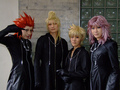 Members of Organization XIII - kingdom-hearts photo