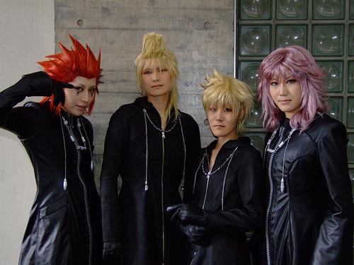 Members of Organization XIII