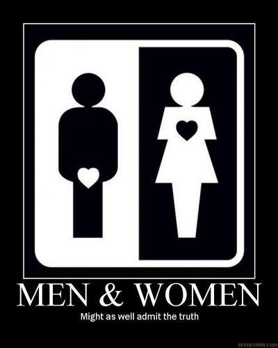 Men V Women