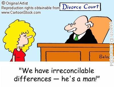 Men vs Women comic
